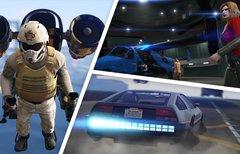 GTA Online - Doomsday Heist: 9...