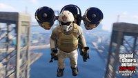 GTA Online: Jetpack finden - Infos, Upgrades und Gameplay