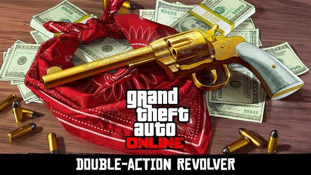 GTA 5: Schalte jetzt die erste Waffe für Red Dead Redemption 2 frei
