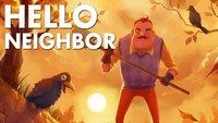 Hello Neighbor im Test: Des Wahnsinns Nachbar oder des Nachbars Wahnsinn?