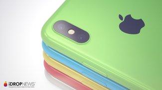 iPhone Xc: So schön könnte das günstige Smartphone aussehen