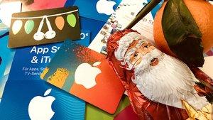 iTunes-Karten im Dezember 2018 mit bis zu 15 Euro Rabatt