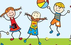 Die Kindergartenspiele von...