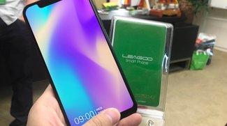 iPhone X mit Android: Dreister Klon übernimmt sogar die Nachteile