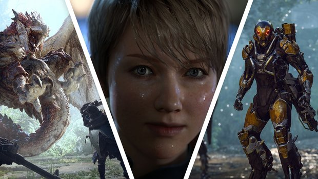 Spiele 2018: Das sind unsere Most-Wanted-Games 2018
