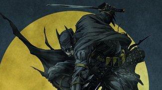 Batman Ninja: Trailer zum offiziellen Anime-Film