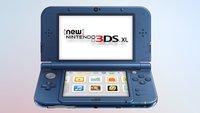 Nintendo: 3DS-Konsolen werden in Europa offenbar eingestellt
