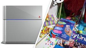 Gewinne eine PlayStation 4 im Jubiläums-Design + PlayLink Partybox