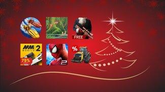 Kostenlose und reduzierte Apps und Spiele für Android zu Weihnachten