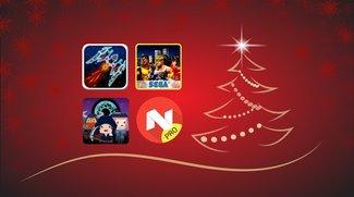 Kostenlose und reduzierte Apps und Spiele für Android zum zweiten Adventswochenende 2017