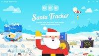 Santa Tracker 2019: Die Flugroute des Weihnachtsmanns mit Google und NORAD live verfolgen