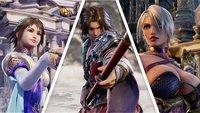 Soul Calibur 6: Charaktere und Kämpferliste