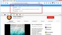 Suchvorschläge aus Adressleiste löschen (Browser) – so geht's
