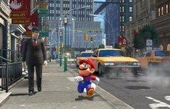 Super Mario Odyssey: Spieler...