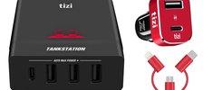 Diese neuen USB-Ladestationen laden iPhone UND MacBook