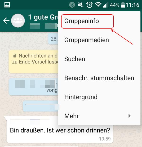 gute whatsapp namen