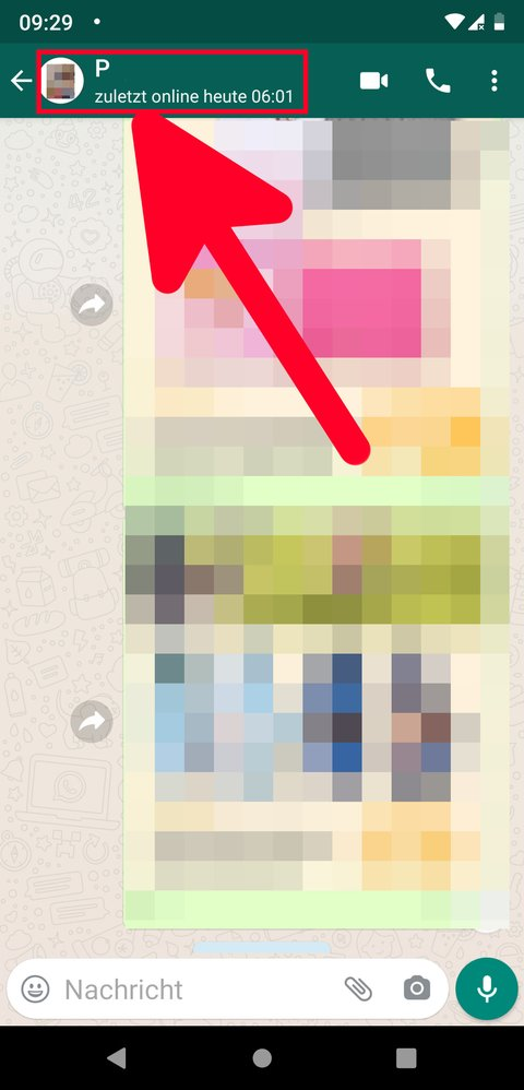 Whatsapp Kontakt Melden