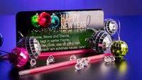 Silvester-Sprüche 2019/20: Die 34 besten Neujahrswünsche für WhatsApp, Facebook, SMS