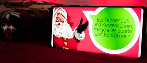Weihnachtsgrüße Personalisiert.Kostenlose Weihnachtsgrüße Für Whatsapp Co Zum Versenden