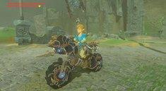 Zelda - Breath of the Wild: Motorrad freischalten - so bekommt ihr den Eponator Zero