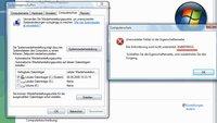Lösung: Windows-Fehler 0x80070032 bei Backup / Sicherung
