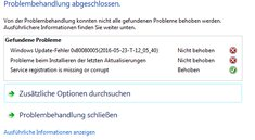 Lösung: 0x80080005 Windows-Fehler