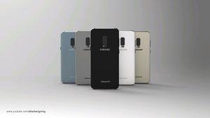 Samsung Galaxy S9: So schön wird das neue Super-Smartphone