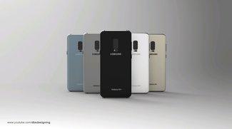 Bitte, Samsung: Lass das Galaxy S9 so schön werden