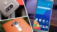 LG: Aufstieg und Fall der G-Smartphones