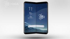 Samsung Galaxy X: So viel würden GIGA-Leser für das Falt-Smartphone ausgeben