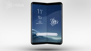 Geniale Samsung-Technik: Kommt jetzt das Ziehharmonika-Smartphone?