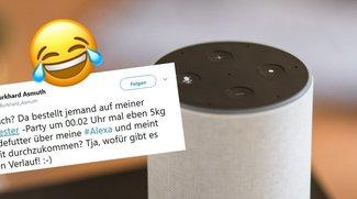 Amazon Alexa: Die 9 lustigsten Reaktionen der Sprachassistentin