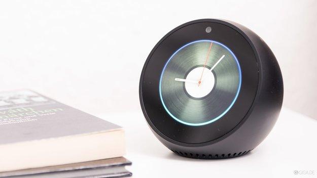 Amazon Echo Spot im Test: Eine runde Sache?