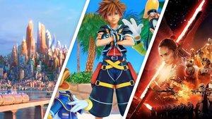 Diese Welten wünschen wir uns in Kingdom Hearts 3
