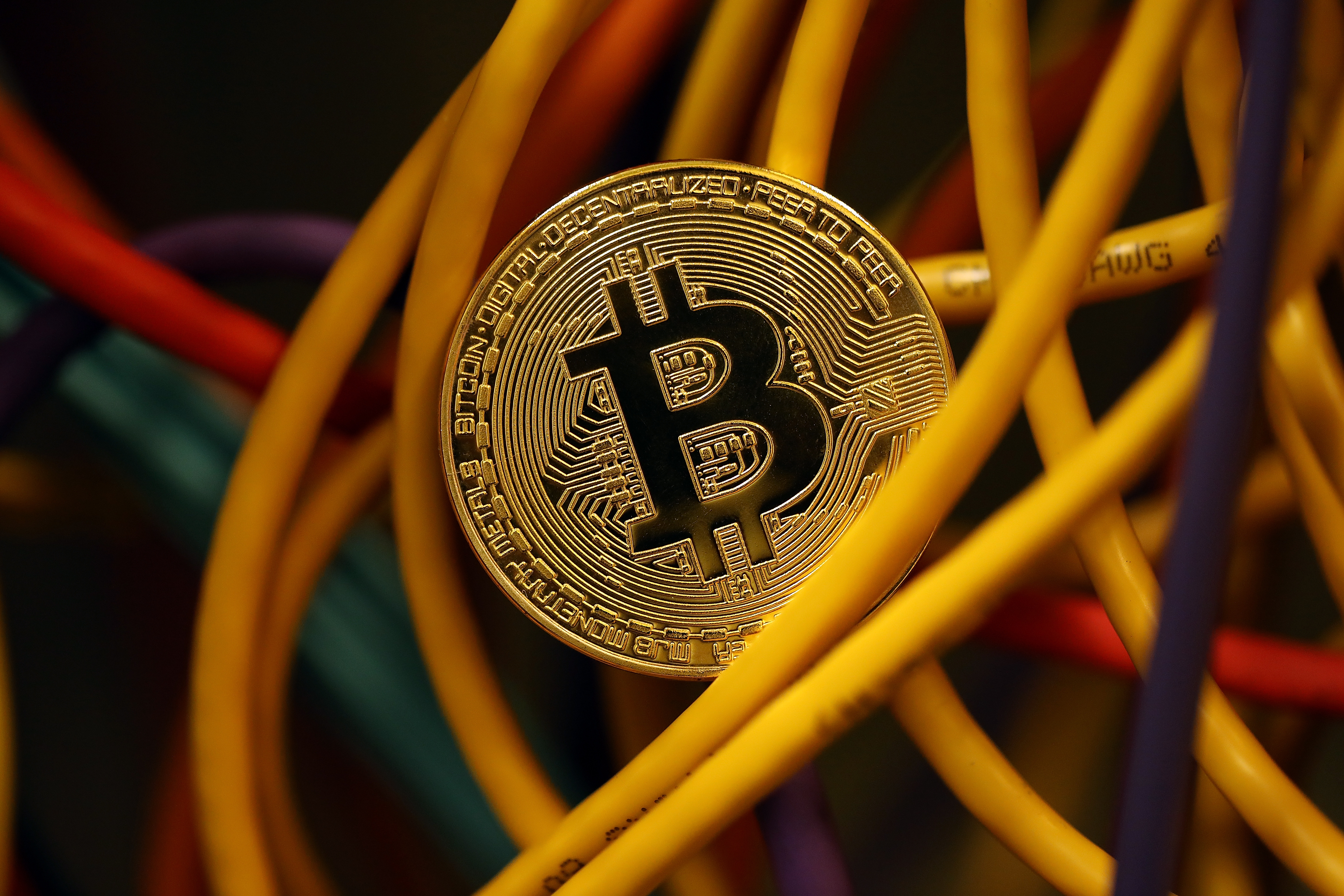 Bitcoin machte ein leichtes PDF