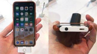 iPhone X: Dieses Zubehör bringt den Homebutton zurück - und ist total bescheuert