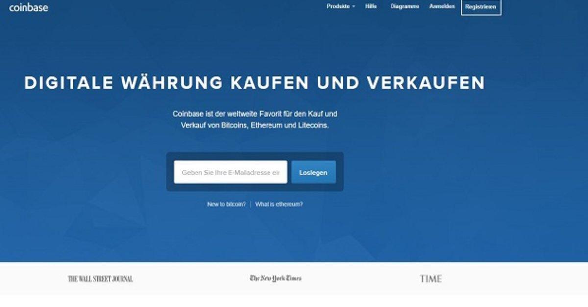 Coinbase Deutschland