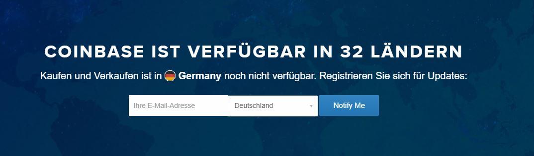 coinbase deutschland kaufen