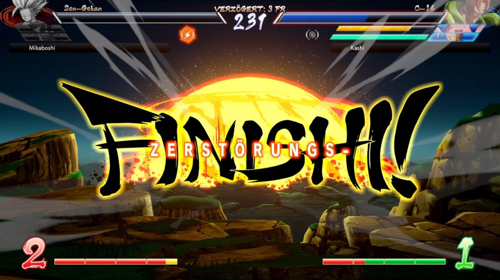 Dragon Ball Fighterz Alle Meteor Attacken Und Kombos Im Video Giga