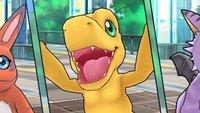 Digimon bekommt ein weiteres Mobile-Spiel