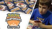 Mit nur zehn Jahren gehört dieses Kind zu den besten Pokémon-Spielern der Welt