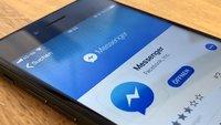 Facebook Messenger: Neues Feature schützt vor neugierigen Blicken