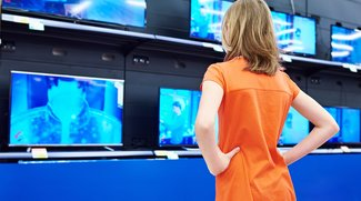 Stiftung Warentest warnt: Warum man keinen Supermarkt-Fernseher kaufen sollte