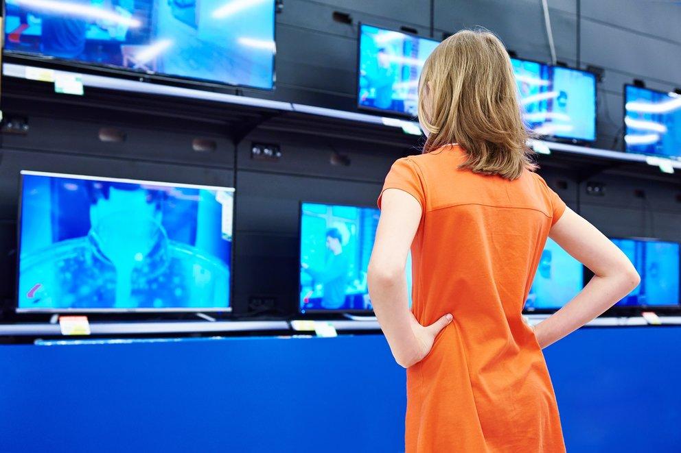 Stiftung Warentest Warnt Warum Man Keinen Supermarkt Fernseher