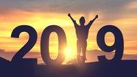 Neujahrsvorsätze 2019: 18 Apps, mit denen ihr eure Ziele problemlos erreicht