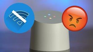 Spinnt dein WLAN? Chromecast und Google Home könnten schuld sein