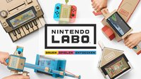 Nintendo Labo: Gadget lässt dich mit Pappe zocken und das Internet rastet aus