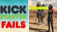 Die 10 größten Kickstarter-Fails