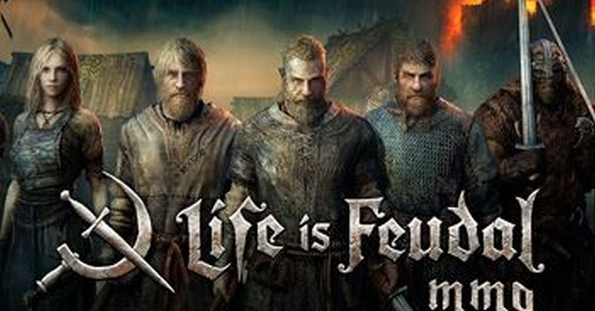 life is feudal mmo release news und trailer alle. Black Bedroom Furniture Sets. Home Design Ideas