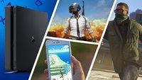 Die News der Woche: Die PS4 überholt den 3DS, Pokémon Go geht nur noch mit iOS 11 und mehr